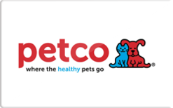 Sell Petco Gift Card