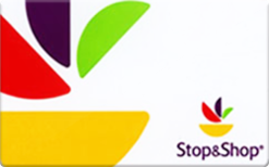 Sell Stop & Shop Grocery Gift Card