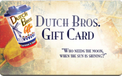 Sell Dutch Bros. Gift Card