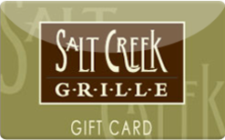 Sell Salt Creek Grille Gift Card