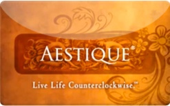 Sell Spa at Aestique Gift Card