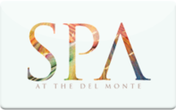 Buy Spa at Del Monte Gift Card