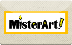 Sell Mister Art Gift Card