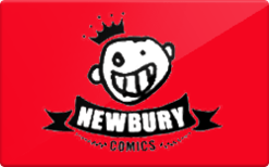 Buy Newbury Comics Gift Card
