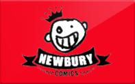 Buy Newbury Comics Gift Card