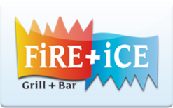 Buy Fire+Ice Grill and Bar Gift Card