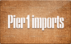 Buy Pier 1 Imports Gift Card