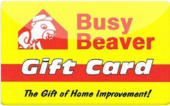 Sell Busy Beaver Gift Card