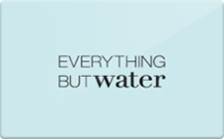 Sell Everything But Water Gift Card