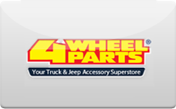 Sell 4 Wheel Parts Gift Card