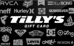 Sell Tilly's Gift Card