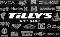 Buy Tilly's Gift Card