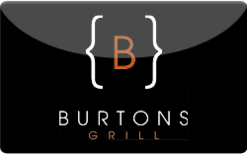Sell Burtons Grill Gift Card