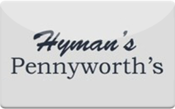 Sell Hyman's Pennyworth's Gift Card