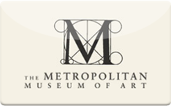 Sell The Metropolitan Museum of Art Store Gift Card