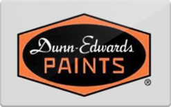 Sell Dunn-Edwards Paints Gift Card