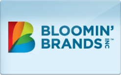 Sell Bloomin' Brands Restaurants Gift Card