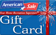 Buy American Sale Gift Card