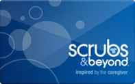Buy Scrubs & Beyond Gift Card