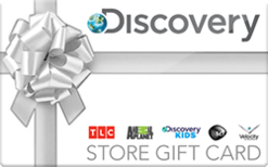 Buy Discovery Channel Store Gift Card