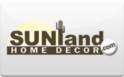 Sell Sunland Home Decor Gift Card