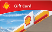 Buy Shell Gasoline Gift Card