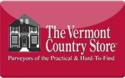 Buy The Vermont Country Store Gift Card