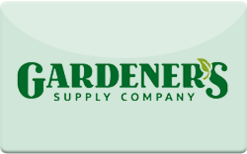 Sell Gardener's Supply Company Gift Card