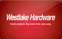 Sell Westlake Hardware Gift Card
