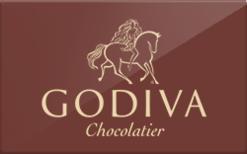 Buy Godiva Gift Card