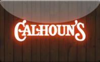 Buy Calhoun's Gift Card