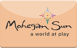 Sell Mohegan Sun Gift Card