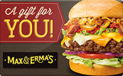 Sell Max & Erma's Gift Card