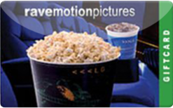 Buy Rave Cinemas Gift Card