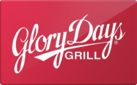 Buy Glory Days Grill Gift Card