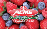 Buy Acme Fresh Market Gift Card
