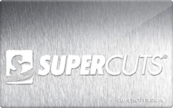 Sell Supercuts Gift Card
