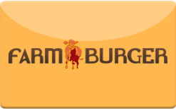 Sell Farm Burger Gift Card