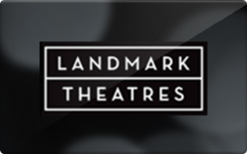 Buy Landmark Theaters Gift Card