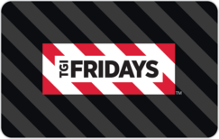 Sell TGI Fridays Gift Card