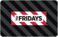 Buy TGI Fridays Gift Card