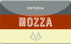 Sell Osteria Mozza Gift Card