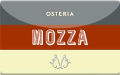 Buy Osteria Mozza Gift Card