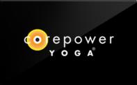 Buy CorePower Yoga Gift Card