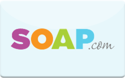 Sell Soap.com Gift Card