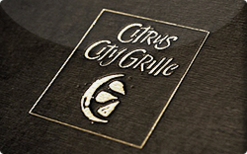 Sell Citrus City Grille Gift Card