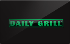 Buy Daily Grill Gift Card