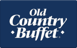 Buy Old Country Buffet Special (2 $10) Gift Card