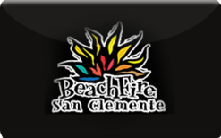 Sell BeachFire Restaurant Gift Card