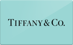Sell Tiffany & Co. Gift Card